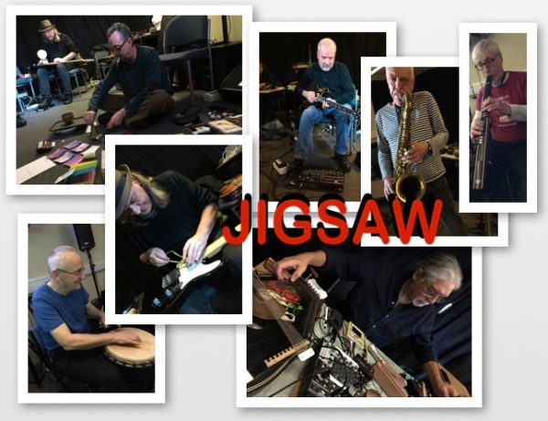 Jigsaw - Preston music workshop 30.07.2019
