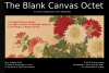 50:50 Online project present The Blank Canvas Octet Live on Zoom December 2020