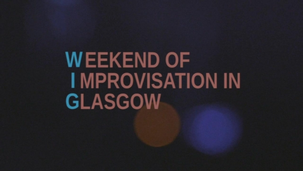 Glasgow WIG III: Workshop with Iceberg 10-12.01.2020