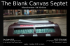 The Blank Canvas Septet - Manchester & Online Q&A on Zoom Wednesday at 6.00pm