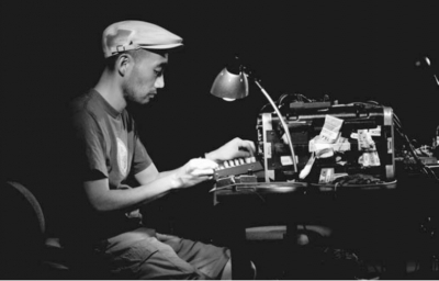 Blank Canvas present Toshimaru Nakamura and Andrew Leslie Hooker 29.09.2019