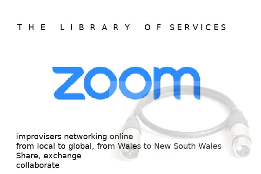 A library of services : Zoom