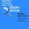 Zoom for improvisers open online discussion 17.11.2020 14.00