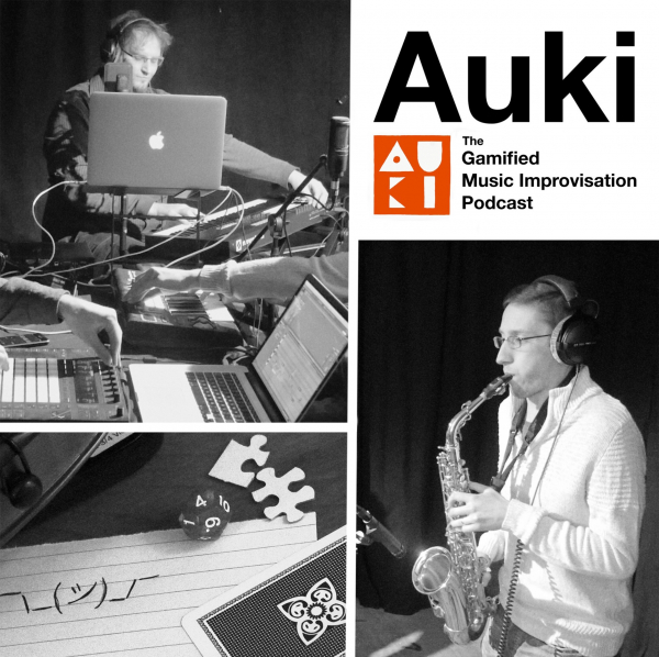 Auki: Do we use games to play music or music to play games?